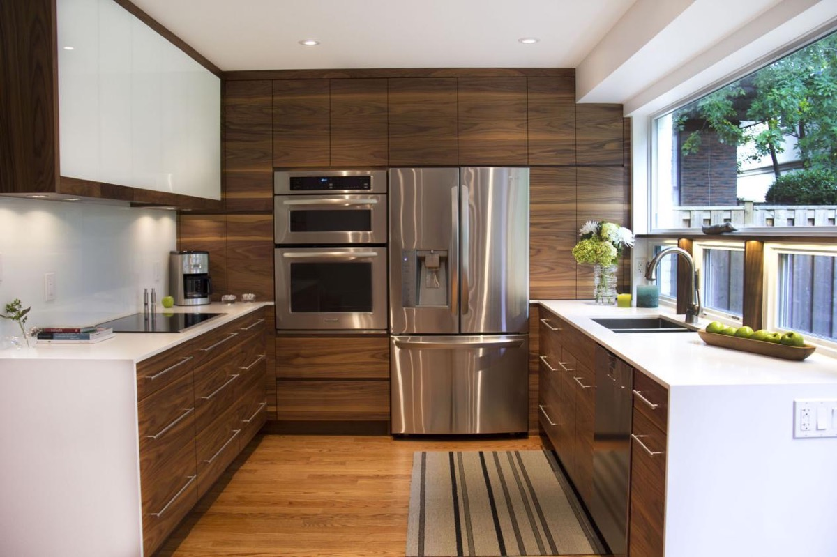 50 Unique U-Shaped Kitchens And Tips You Can Use From Them images 23