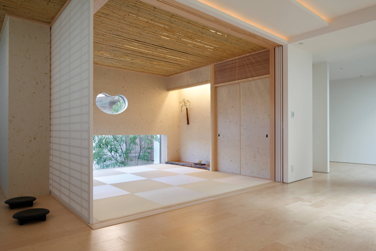 Japanese Home Fusing Modern And Traditional Ideas images 16