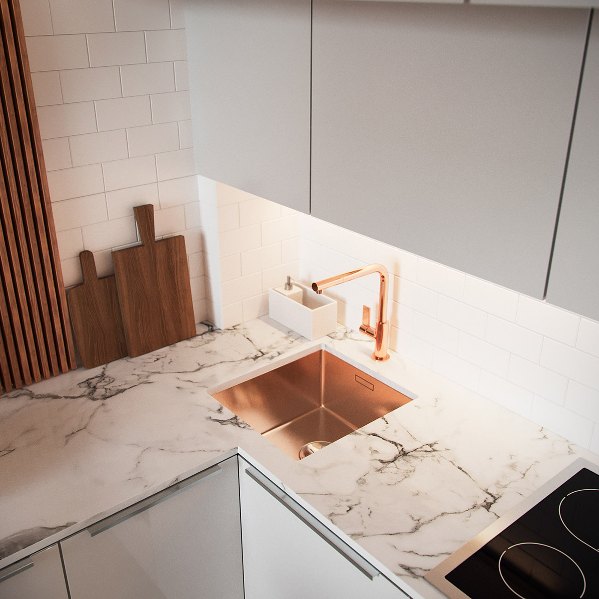 Apartment Kitchen Sink Backing Up: Stepping Up Studio Apartments