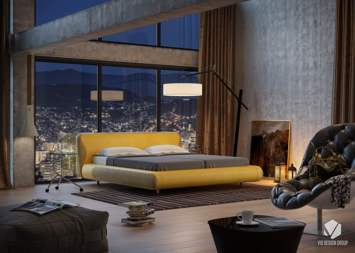 . 51 Modern Bedrooms With Tips To Help You Design   Accessorize Yours