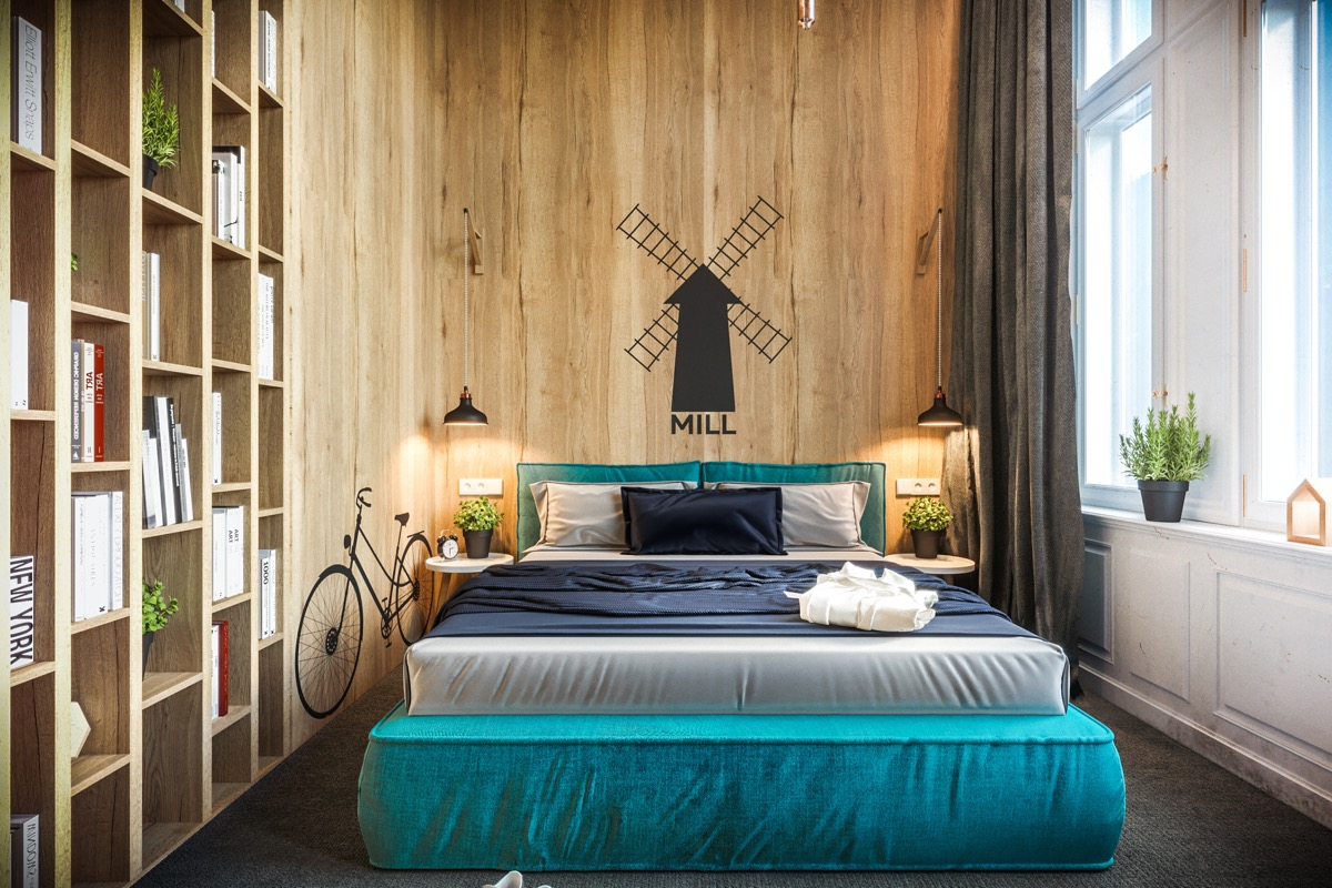 28. 51 Modern Bedrooms With Tips To Help You Design   Accessorize Yours