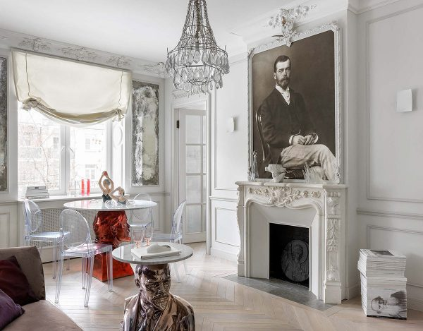 Home Of Surreal Interiors & Modern Empire Style