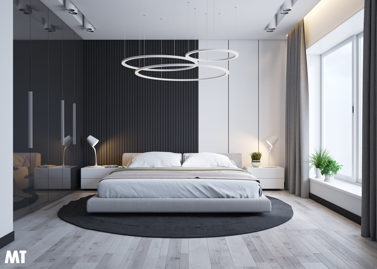 51 beautiful black bedrooms with images tips accessories to help you design yours. Black Bedroom Furniture Sets. Home Design Ideas