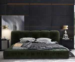 51 Beautiful Black Bedrooms With Images, Tips U0026 Accessories To Help You  Design Yours