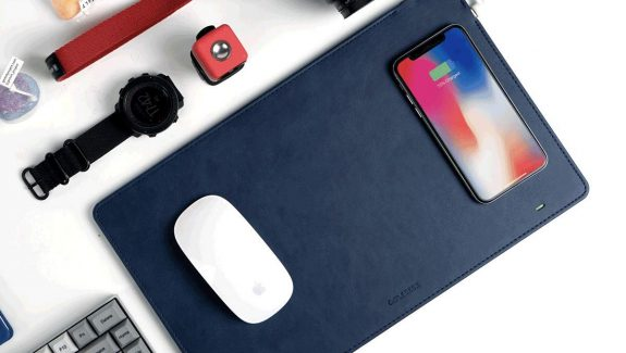 Product Of The Week: Qi Wireless Fast Charging Mouse Pad