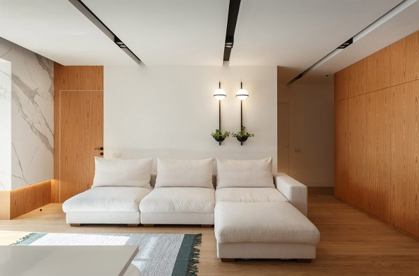 Cosy Interior With A Kids Area For Play, Study & Sleep
