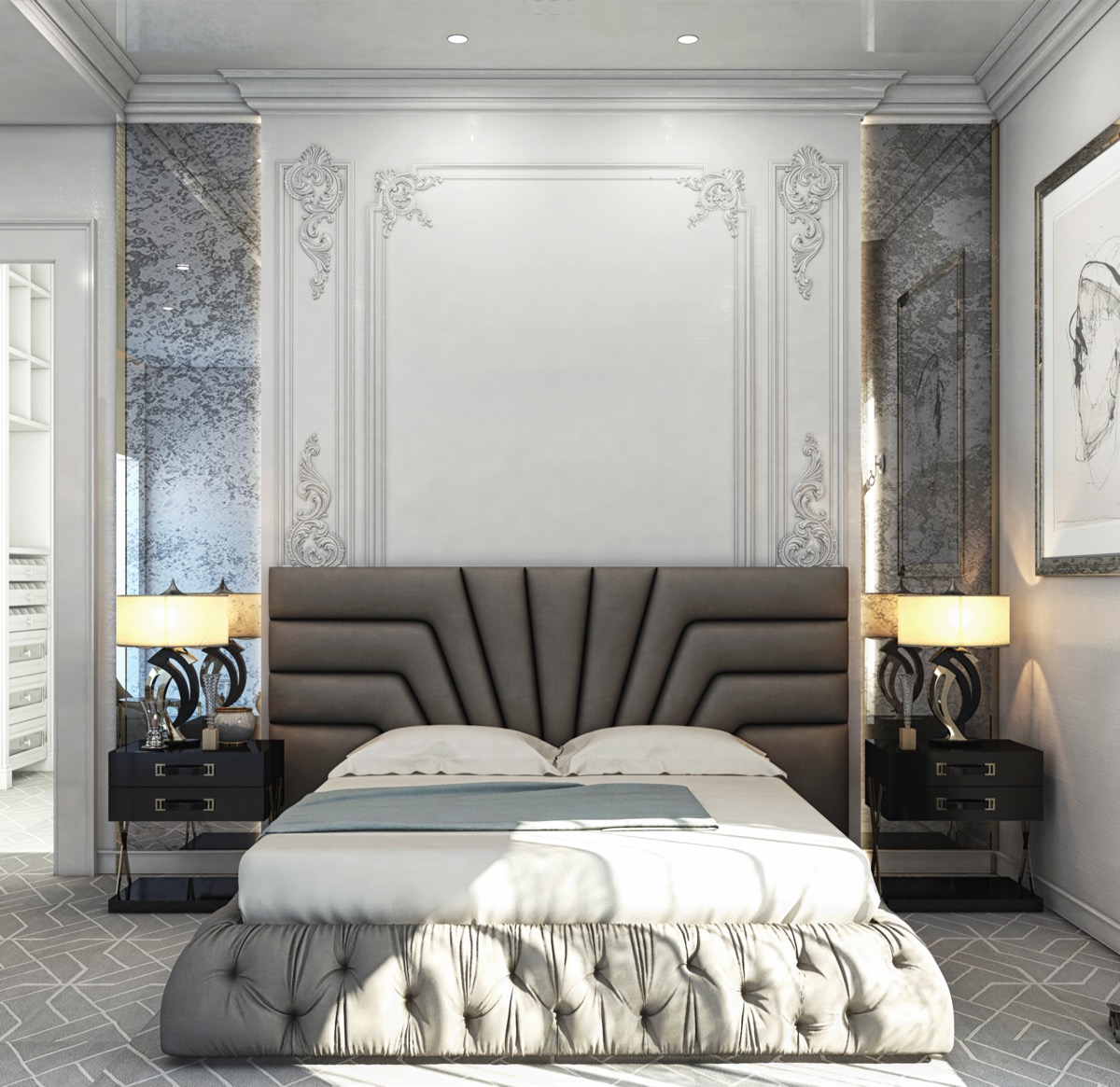 4 Luxury Bedrooms With Images, Tips & Accessories To Help You