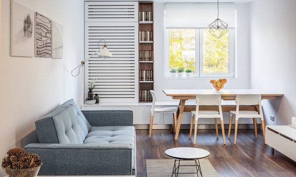 Living Room-Dining Room Combo: 51 Images With Tips To Get It Right