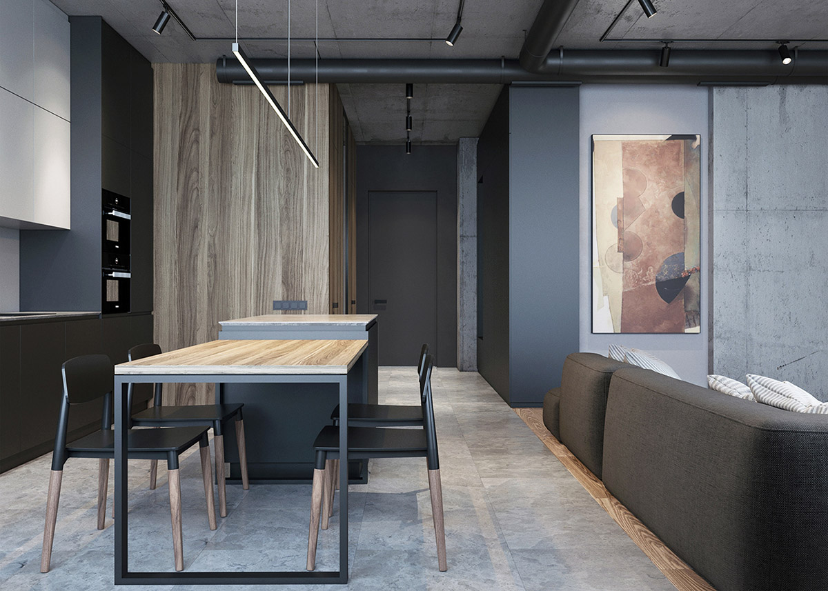 Modern Rustic Interiors Amp Contemporary Country House Charm