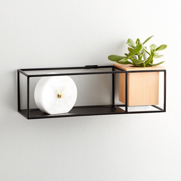 Product Of The Week: Beautiful Floating Shelf With In-built Planter