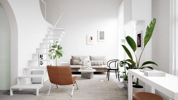 3 Homes That Show Off the Beauty In Simplicity Of Modern Scandinavian Design