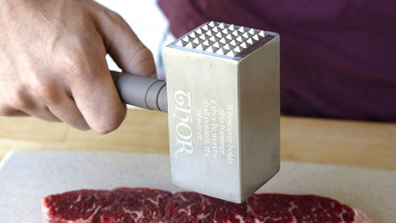 Product Of The Week: Thor Hammer Meat Tenderizer