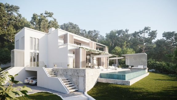 The Re-Style Of A Luxury Villa