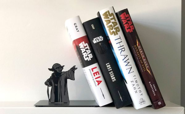 Product Of The Week: Yoda Magic Bookend
