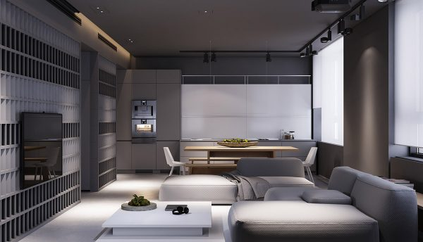 4 Apartments That Absolutely Nail The Grey Shade