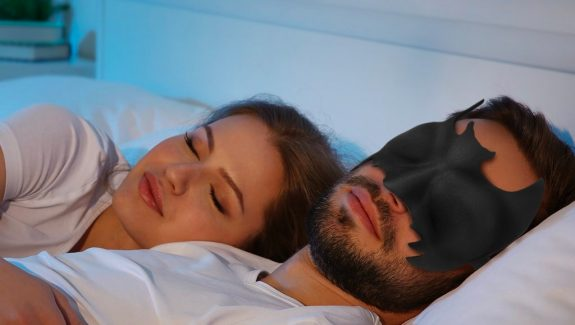 Product Of The Week: The Cool Batman Sleep Mask