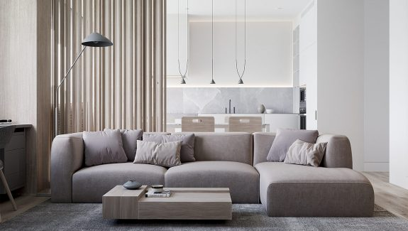 4 Super Swish Interiors With a Chic Neutral Palette