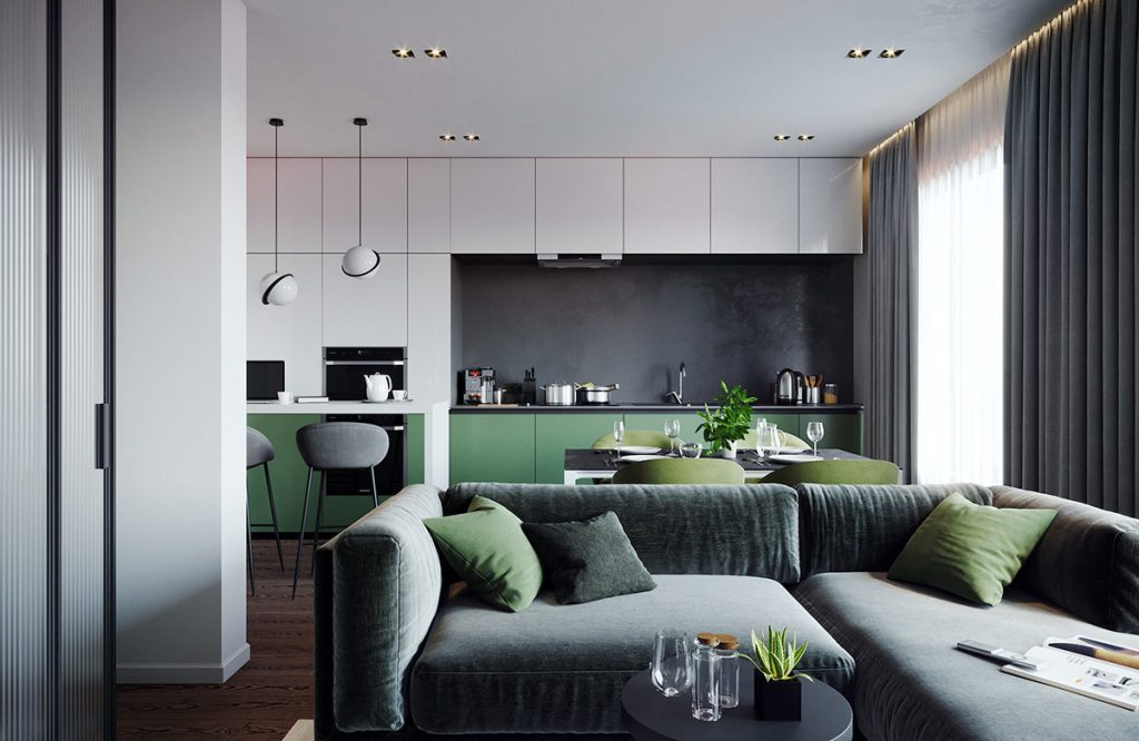 4 Green Decor Schemes That Help You Feel Closer To Nature