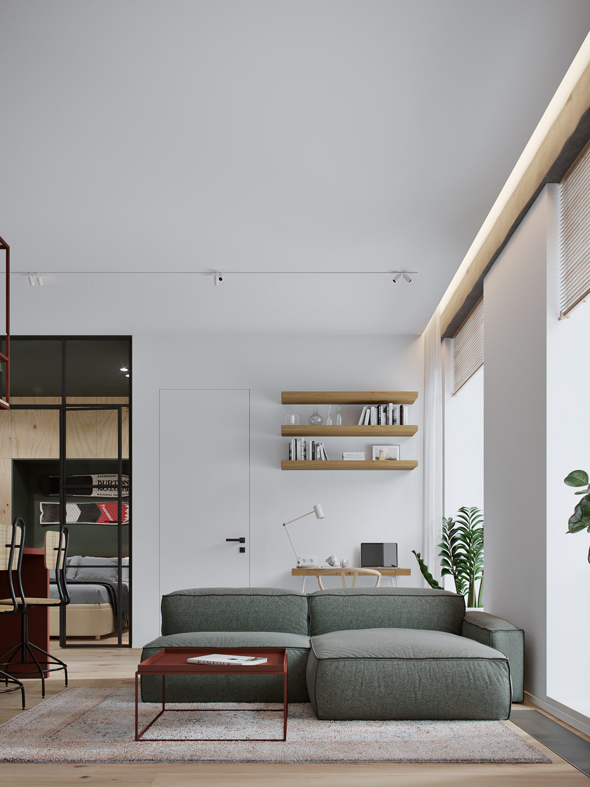 Fresh And Fabulous Homes Under 60 Square Meters