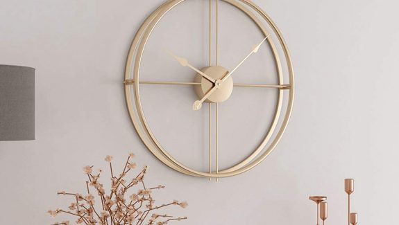 Product Of The Week: A Gorgeous Geometric Clock