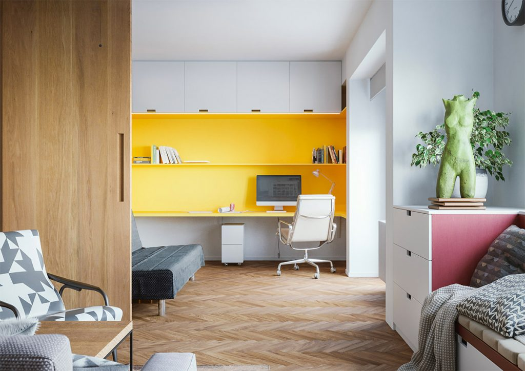 51 Home Workspace Designs With Ideas, Tips And Accessories To Help You Design Yours
