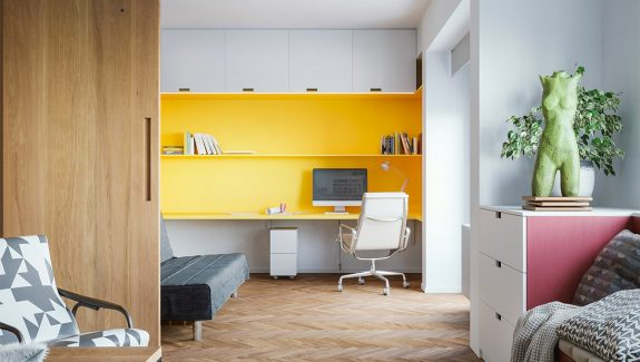 51 Endangering Workspace Designs With Ideas, Tips And Accessories To Help You Design Yours