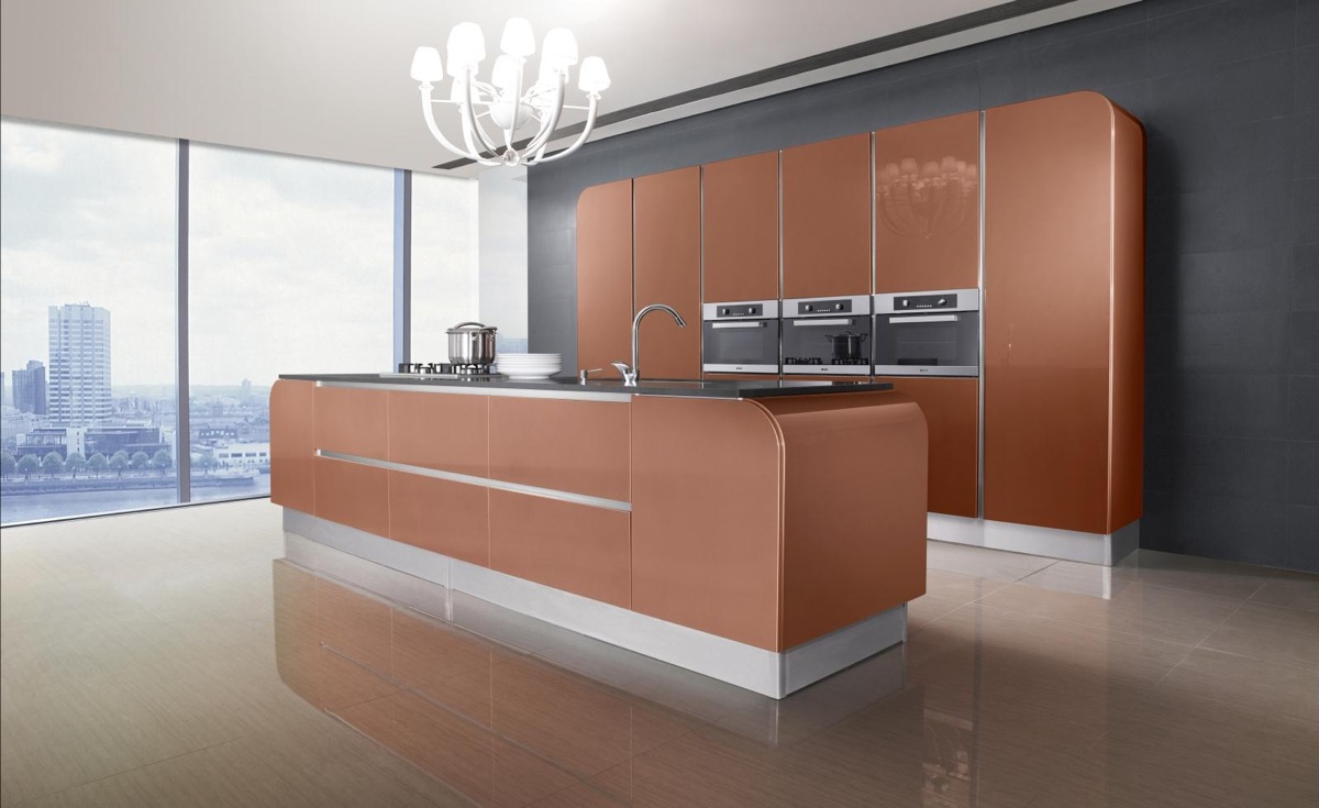 36 Copper Kitchens With Images, Tips And Accessories To ...