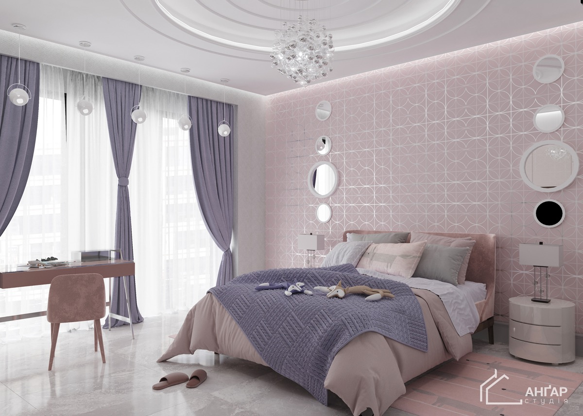 . 51 Pink Bedrooms With Images  Tips And Accessories To Help You