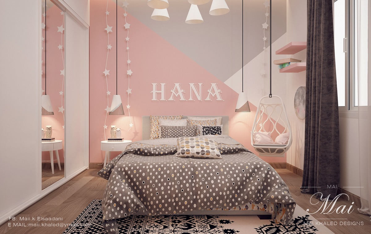 51 Pink Bedrooms With Images, Tips And Accessories To Help You ...