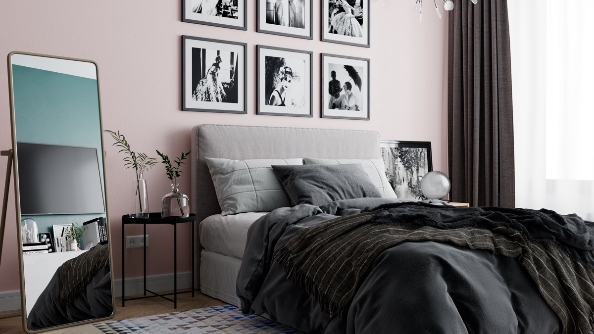 101 Pink Bedrooms With Images, Tips And Accessories To