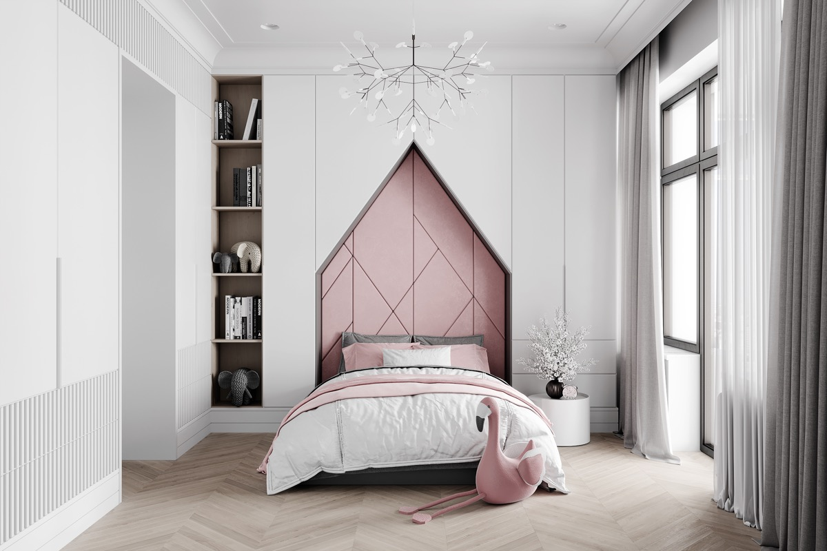 101 Pink Bedrooms With Images Tips And