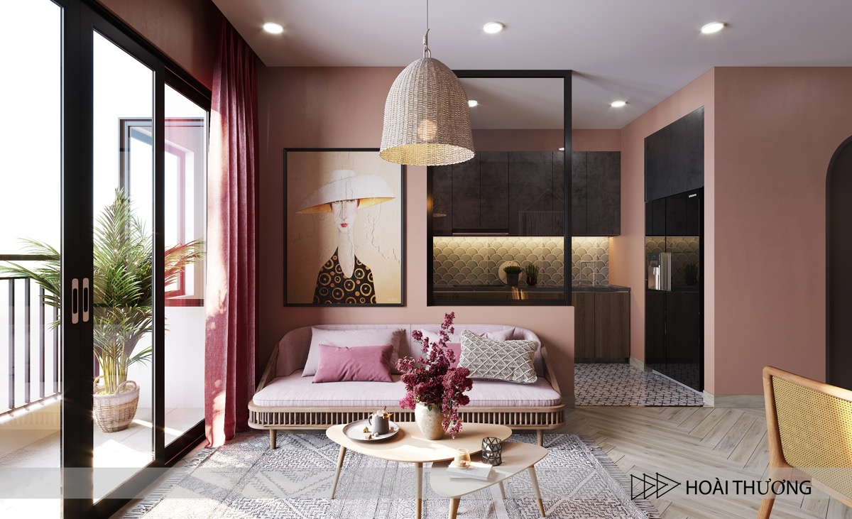 Awesome 51 Pink Living Rooms With Tips Ideas And Accessories To Download Free Architecture Designs Scobabritishbridgeorg