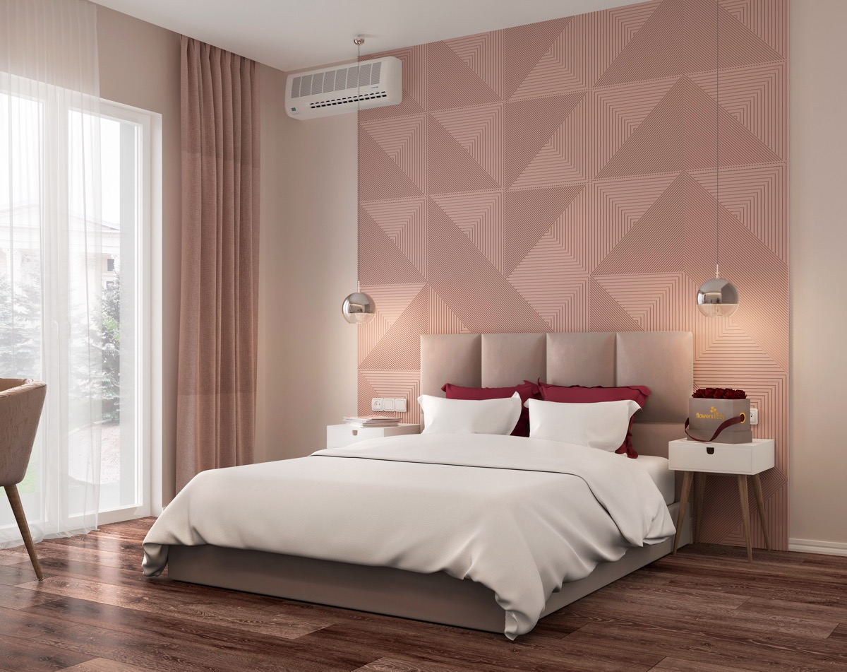 101 Pink Bedrooms With Images, Tips And Accessories To ...