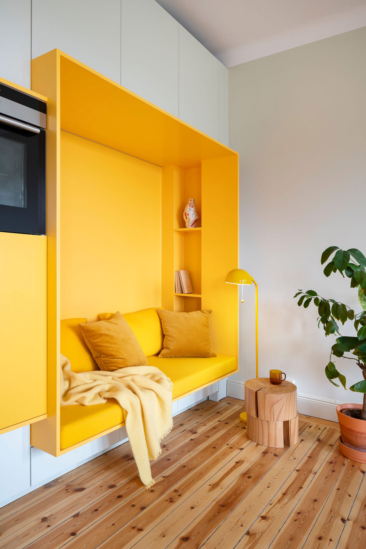 White And Yellow Interior Design Tips With Images To Get