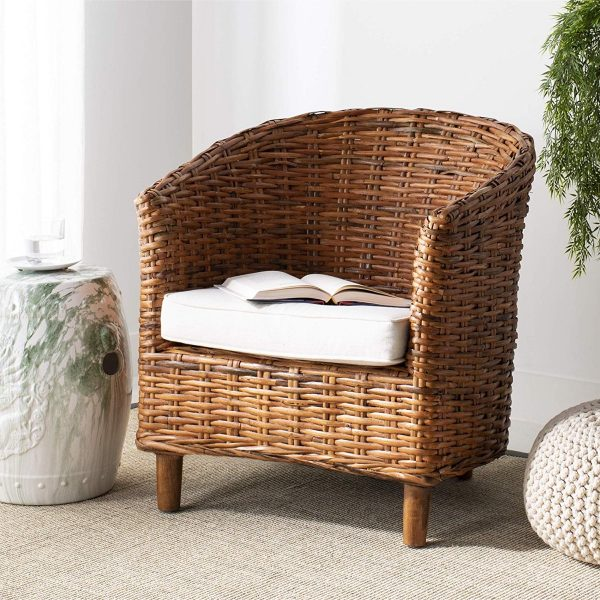 51 Wicker And Rattan Chairs To Add Warmth And Comfort To
