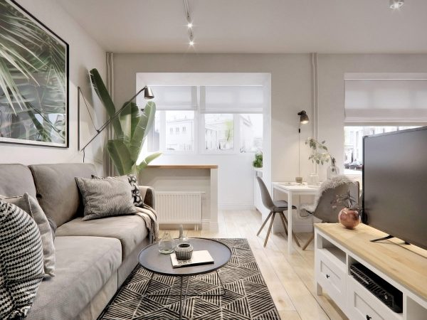 Managing With Less: 3 Small Homes Under 40 Square Meters (430 Square Feet)
