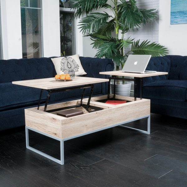 51 Coffee Tables With Storage To Stylishly Stash Your Clutter - White Coffee Table With Storage Ikea