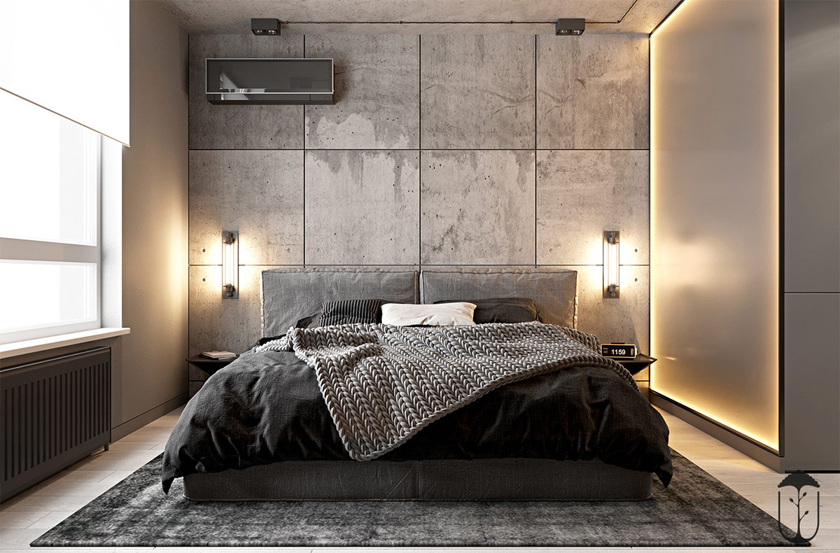 Loftas Bedroom-wall-sconces
