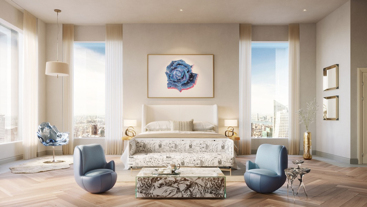 Home Design Ideas and Tips: color theme tips for luxury transitional bedroom designs