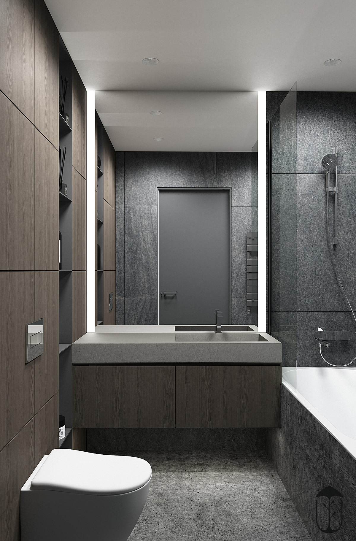 Loftas Industrial-bathroom-design