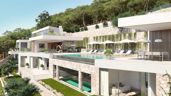 Video Of The Week: A Spectacular Multi Level House On A Slope In Spain