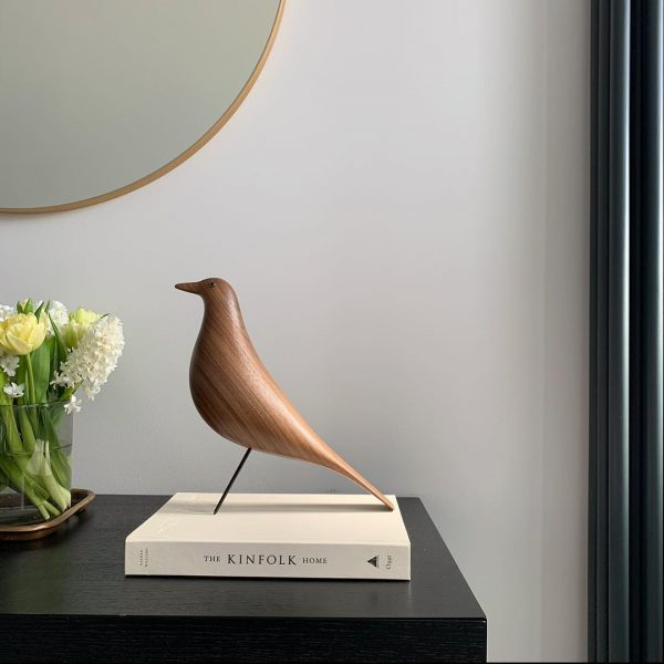 Product Of The Week: The Iconic Eames House Bird In Walnut