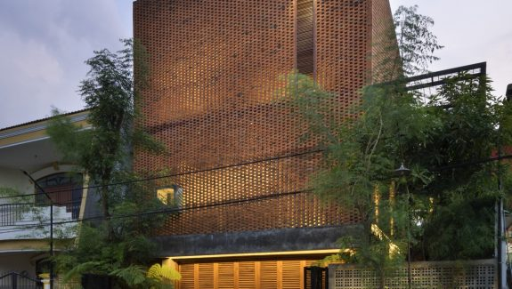 Red Brick Architecture And Indonesian Vibes From East Java