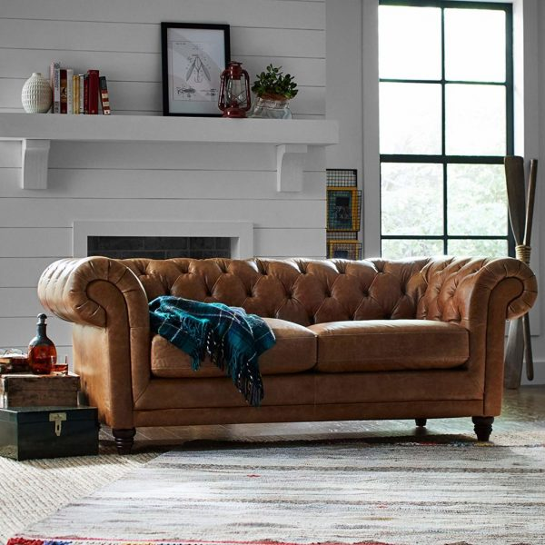 51 Tufted Sofas That Make Everyday Comfort Look Extraordinary