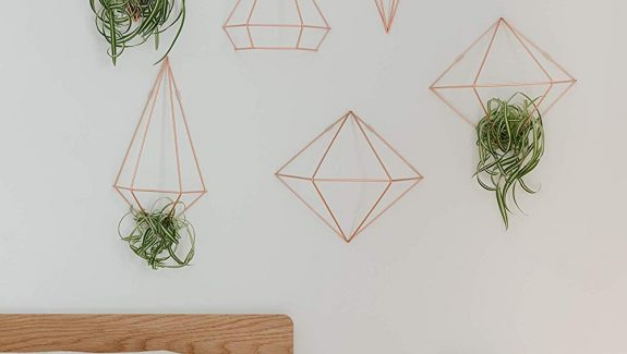 Product Of The Week: Eye-catching Geometric Metal Wall Decor Pieces