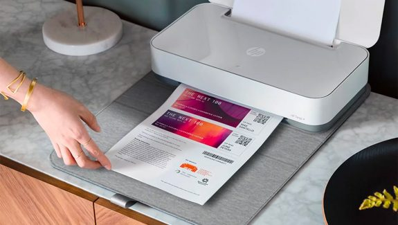 Product Of The Week: A Minimalist Smart Printer That You Don't Need To Hide
