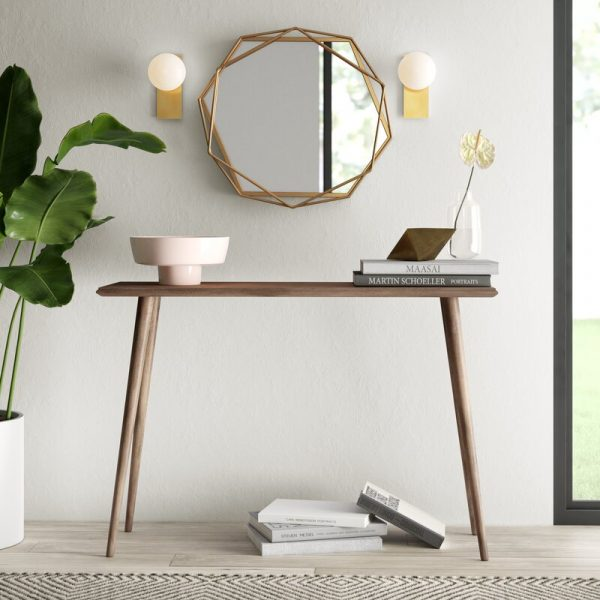 13 Console Tables that Take a Creative Approach to Everyday