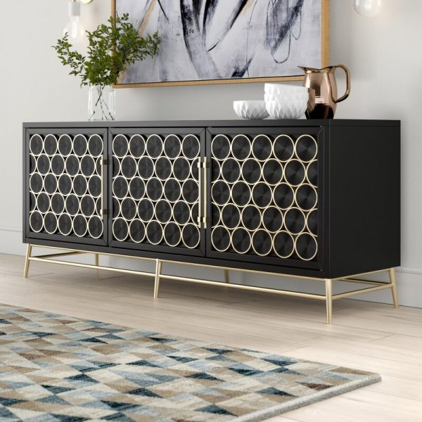 51 Console Tables That Take A Creative Approach To Everyday Storage And Display - Contemporary Console Table Decor Ideas