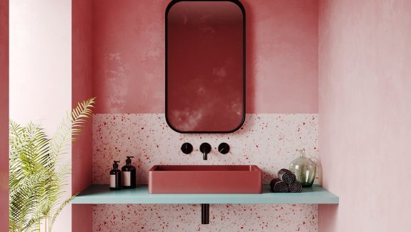 51 Pink Bathrooms With Tips, Photos And Accessories To Help You Decorate Yours
