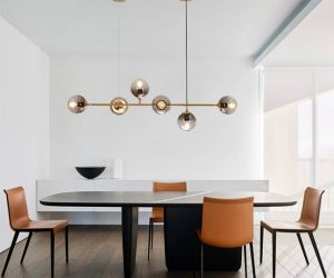 Dining Room Pendant Lights 40 Beautiful Lighting Fixtures To Brighten Up Your Dining